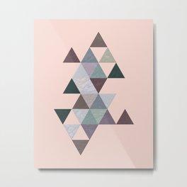 Abstract #811 Metal Print