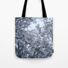 Cherry Blossoms in Spring Tote Bag