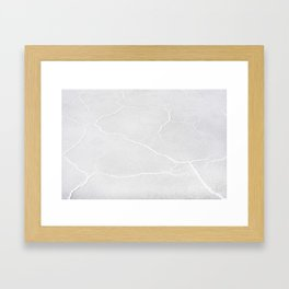 Surface #6 Framed Art Print