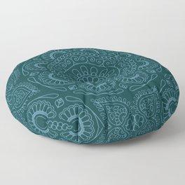 Bohemian Floor Pillow