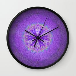 Birth of Eve Wall Clock