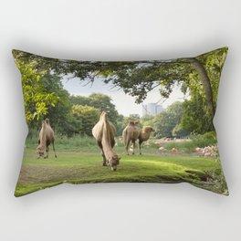 a momentary lapse of reason Rectangular Pillow