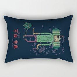 Heir of all cosmos, astray Rectangular Pillow