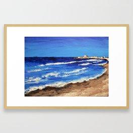 Caesarea, Israel Framed Art Print