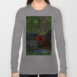 Lonely Starfire Long Sleeve T-shirt