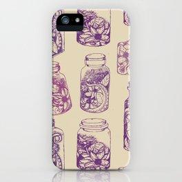 Strange Jars iPhone Case