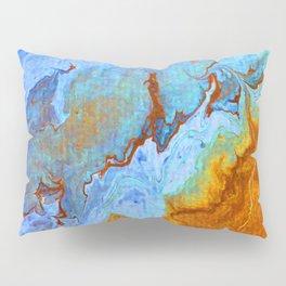 Sky Marble Pillow Sham