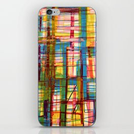 Spring House iPhone Skin