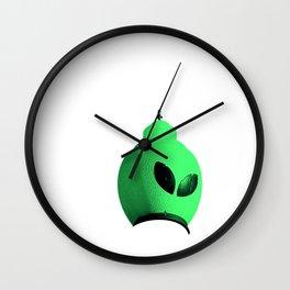 Dinkyloid Heading Home Wall Clock