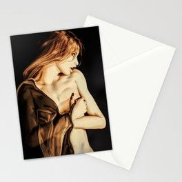 Vampire Awaking Stationery Cards