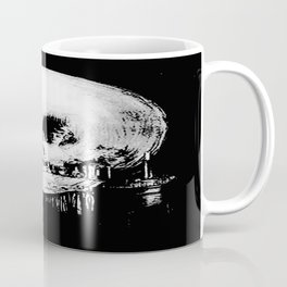 All Is Vanity: Halloween Life, Death, and Existence Coffee Mug