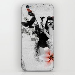 Lolly Crow iPhone Skin