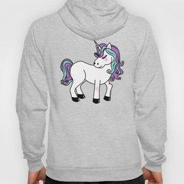 Kawaii unicorn Hoody