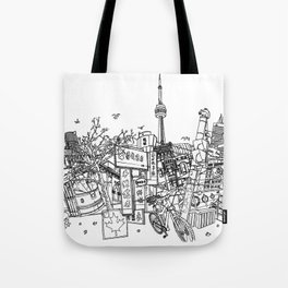 Toronto! Tote Bag