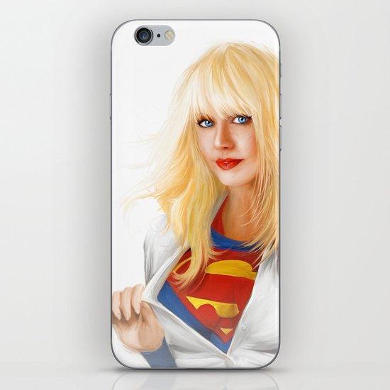 MOST ELIGIBLE KRYPTON iPhone & iPod Skin