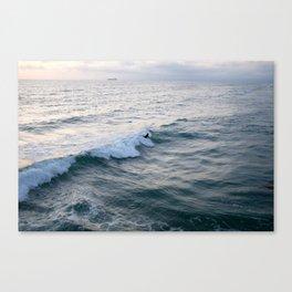 Surfin' USA Canvas Print