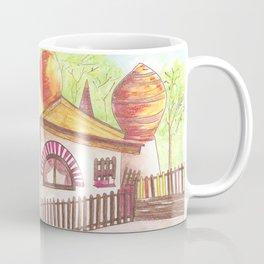 Musroom fairy house Coffee Mug