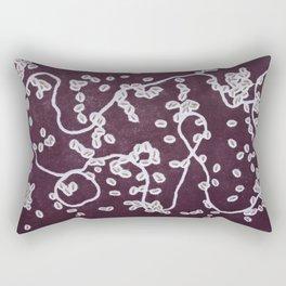 Bacteria Rectangular Pillow