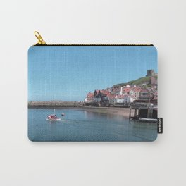 Whitby Postcard Carry-All Pouch
