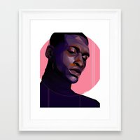 leonardo Framed Art Prints featuring Leonardo by maddsaa