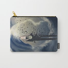 In The Eye Of The Storm   Carry-All Pouch