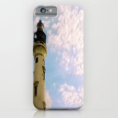 Cloudy at the Lighthouse iPhone 6s Slim Case