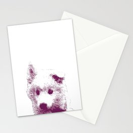 Puppy Stationery Cards