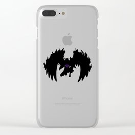 Anime Manga Marco Inspired Shirt Clear iPhone Case