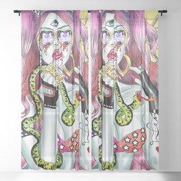 Halcyone Sheer Curtain