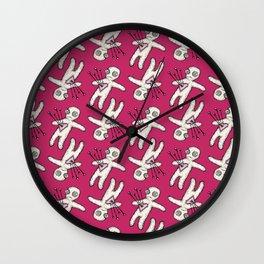 Bitter Valentines III Wall Clock