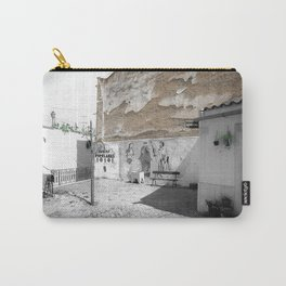 LISBON COURTYARD IN ALFAMA Carry-All Pouch