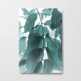 Leaves VI Metal Print