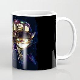 Cat Bus is In Your Town! Miyazaki Tribute Digital Fan Painting Coffee Mug