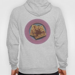 Waffles With Syrup Hoody