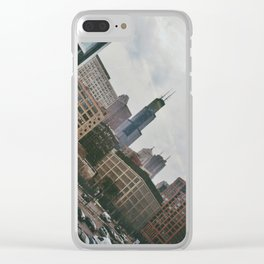Chicago, 2014 Clear iPhone Case