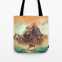 CAPRICORN from the Dancing Zodiac Tote Bag
