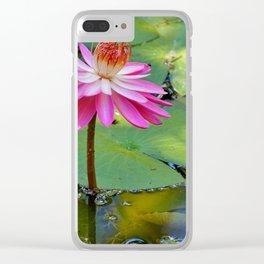 aprilshowers-271 Clear iPhone Case