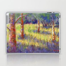 Light Through The Trees Laptop & iPad Skin