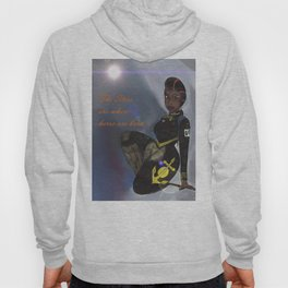 The Stars are where heros are born Hoody