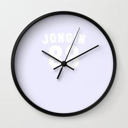 JONGIN88 Wall Clock