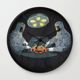 Alien Autopsy Wall Clock