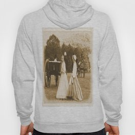 Strolling on the Battlefield Hoody