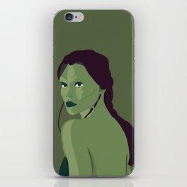Gramora iPhone Skin