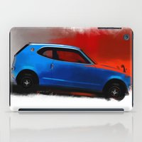 honda iPad Cases featuring Honda Z by Vadim Artemyev