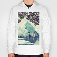 surreal Hoodies featuring Surreal by Caroline A