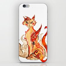 Demon iPhone & iPod Skin