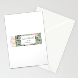 Beverly Hills hotel matches Stationery Cards