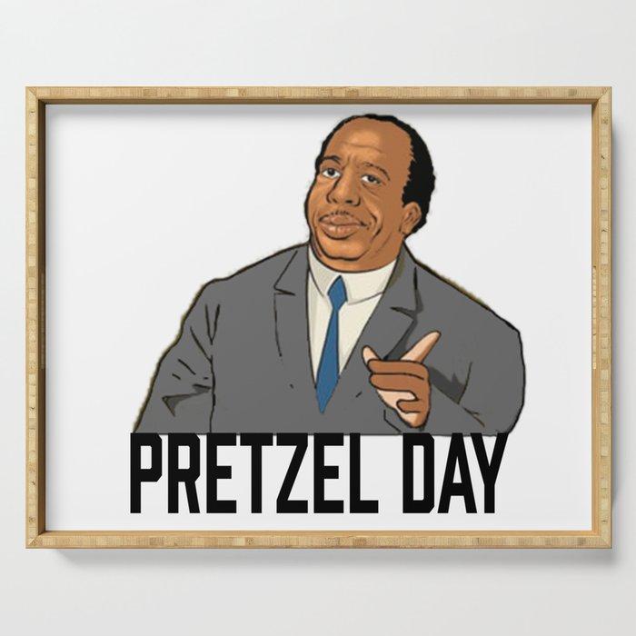 Pretzel day Stanley Serving Tray
