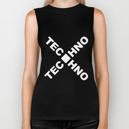 Techno Biker Tank