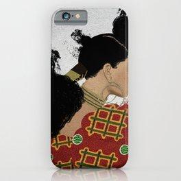 Iman  iPhone Case